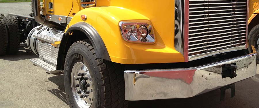 chrome bumpers & chrome plating